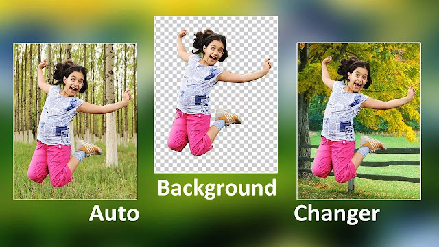 Auto Background Changer