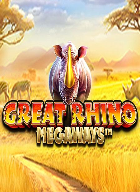 Main Game Slot Terbaru Demo Great Rhino Megaways (Pragmatic Play)
