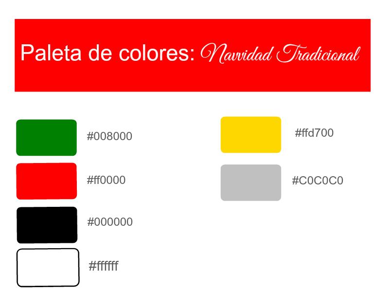 A qu huele el scrap paleta de colores scrapbook para navidad - Paleta de colores bruguer ...