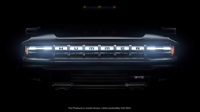 Novo GMC Hammer Elétrico será lançado dia 20 de outubro