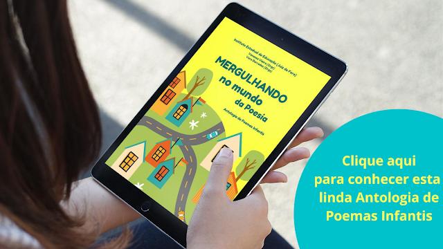 Educação remota, Literatura Infantil, Poesias Infantis, Vanessa Vieira, Pensamentos Valem Ouro, Leituras, Ebooks, Projetos Educacionais, Professores e Literatura
