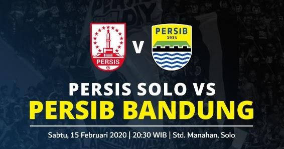 Link Streaming Persib Bandung Vs Persis Solo Bandung Aktual