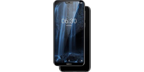 Nokia X6 (black)