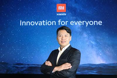 Xiaomi ปลื้มขึ้นแท่นเบอร์หนึ่ง มีส่วนแบ่งตลาดสมาร์ทโฟนมากที่สุดในประเทศไทย