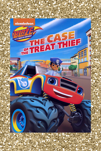 Blaze and the Monster Machines Kids Giveaway