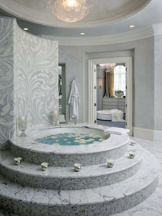 30 Luxury Shower Designs Demonstrating Latest Trends In: INTERIOR DESIGN CHATTER : Bathroom Inspiration