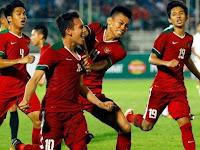 Jadwal Pertandingan Timnas U-19 di Kualifikasi Piala Asia U-19 2018