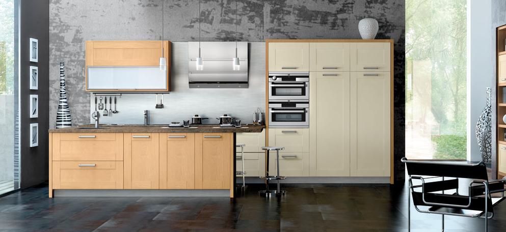 Materiales para cocinas i laminados resistentes y for Cocinas forlady