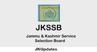 Tags :- JKSSB Release of recommendation for Naib Tehsildar Posts, JKSSB Naib Tehsildar Notification, jkssb recruitment 2020 notification, jkssb.nic.in latest notification 2020