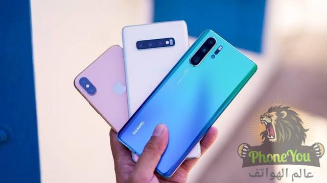 اكتشاف تقارير جديدة تشير  إلى أن Samsung حصلت على فوزين كبيرين في الربع الاخير من عام 2019 على Apple و Huawei