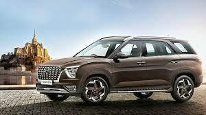 SUV Hyundai Alcazar 2021 Meluncur, Tambang Uang Baru di India