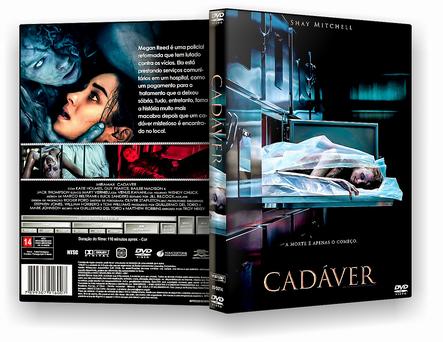 CAPA DVD – Cadaver LEGENDADO – AUTORADO