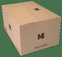 caixa Turbo MacaX