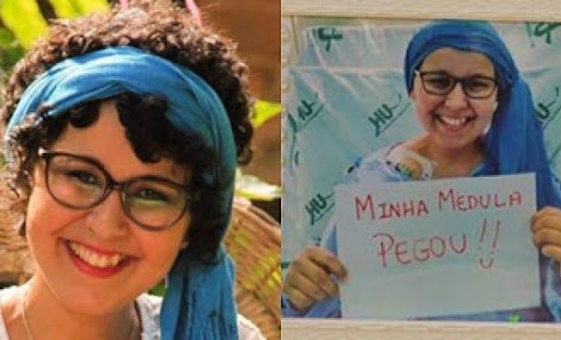 Jovem venceu o câncer graças a intercessão de Nossa Senhora Aparecida