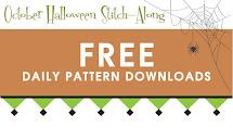 October Halloween Stitch Along