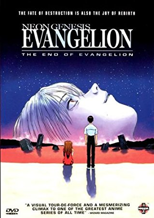 The End of Evangelion |Castellano| |Película| |Mega|