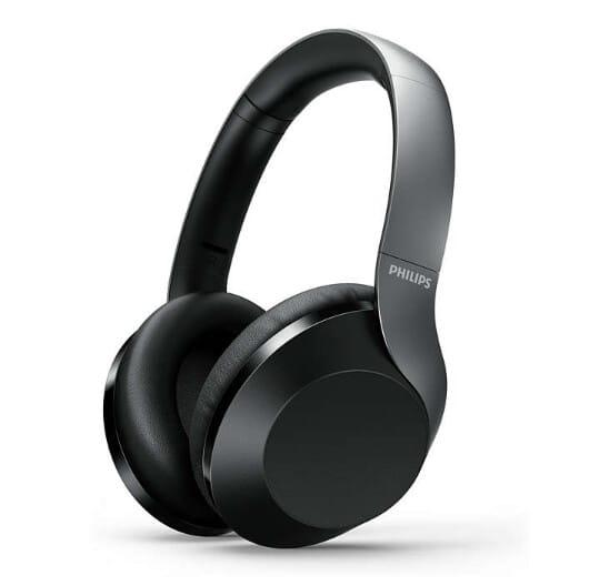 Detecting Philips TAPH805BK Wireless Headphones