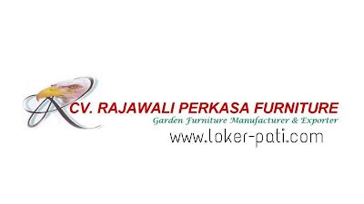 Lowongan CV. Rajawali Perkasa Furniture Pati adalah perusahaan furniture kualitas ekspor yang telah berdiri sejak 2003. Kami membuka loker untuk posisi   1. Marketing, Persayaratan