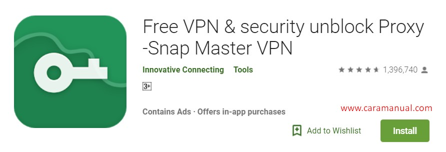 Snap Master VPN