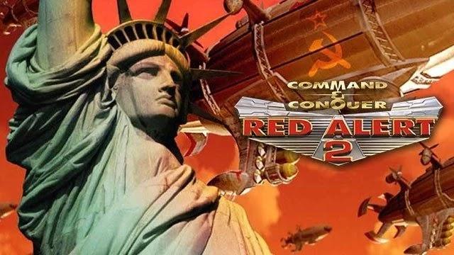 تحميل لعبة ريد أليرت الجزء الثاني - Command & Conquer: Red Alert 2