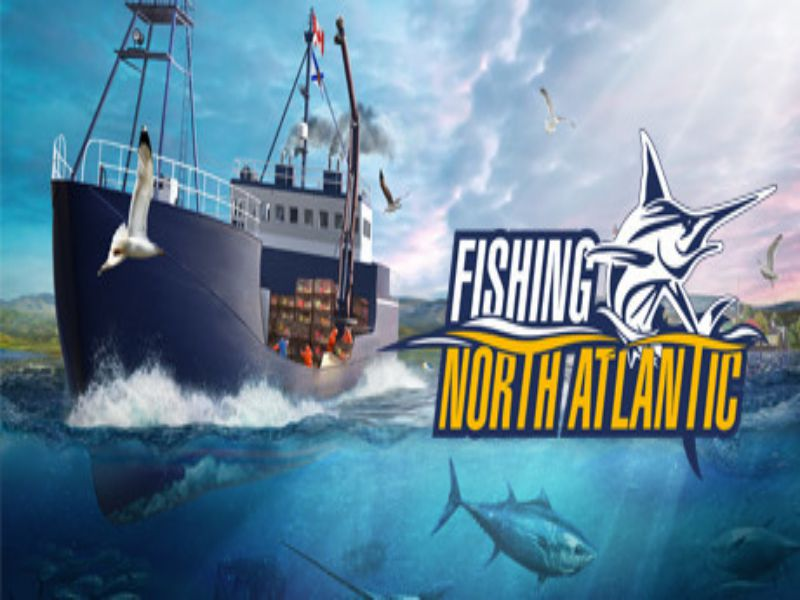 Download Fishing North Atlantic Game PC Free
