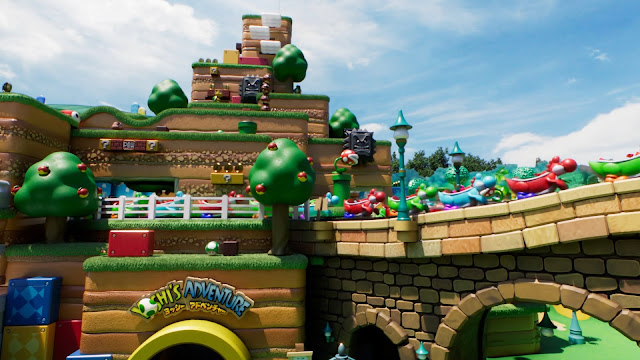 Super Nintendo World Osaka Yoshi's Adventure