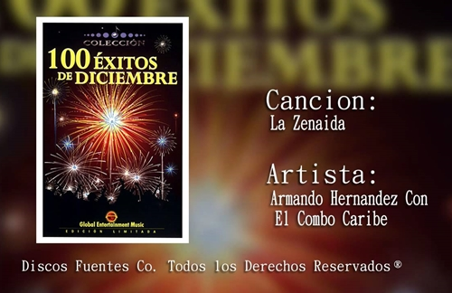 La Zenaida | Armando Hernandez & El Combo Caribe Lyrics