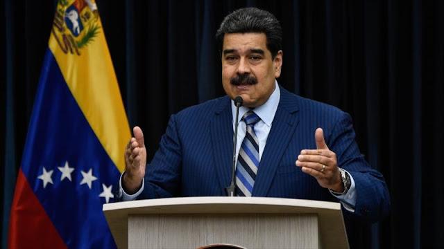 Maduro acusa a EEUU de planear asesinarlo para imponer dictadura