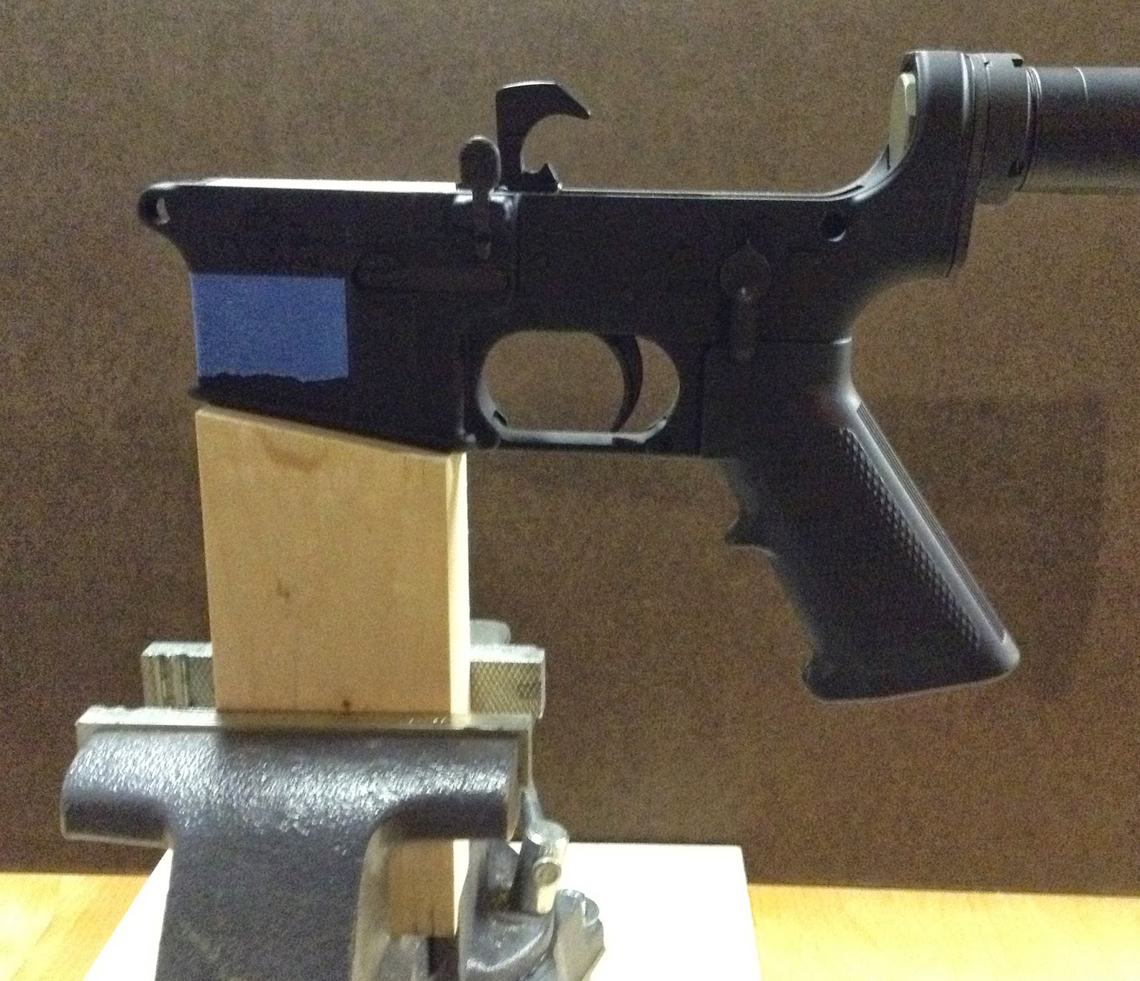 Diy Defense Tools For Building An Ar 15 Lower
