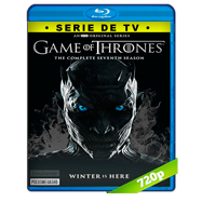 Game of Thrones (2017) Temporada 7 Completa BRRip 720p Audio Dual Latino-Ingles