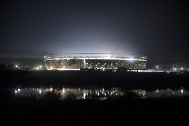 दुनिया का सबसे बड़ा क्रिकेट स्टेडियम भारत में बनकर हो गया है तैयार, एक साथ 1 लाख 10 हजार दर्शकों की है क्षमता