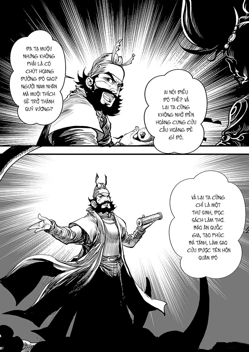 Chung Quỳ Truyền Kỳ Chap 60 - Next Chap 61