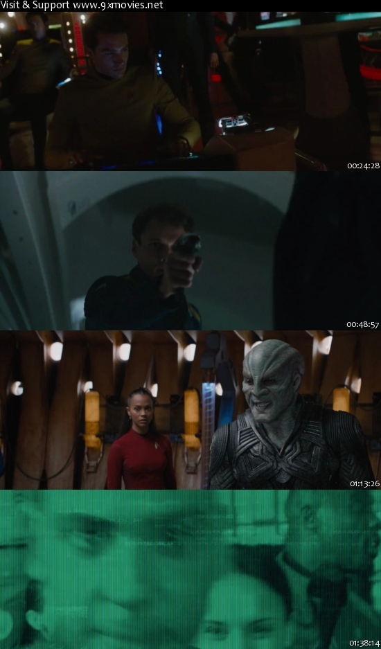 Star Trek Beyond 2016 Dual Audio ORG Hindi 480p BluRay