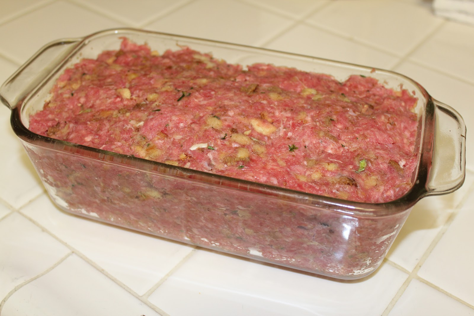 The Foodista Chronicles Stove Top Stuffing Meatloaf