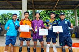 Kemerdekaan Cup U-17 Sukses Digelar, Bili-Bili FC Juara