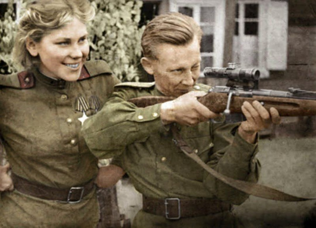 World War II in Pictures: Color Photos of World War 2 Part 5
