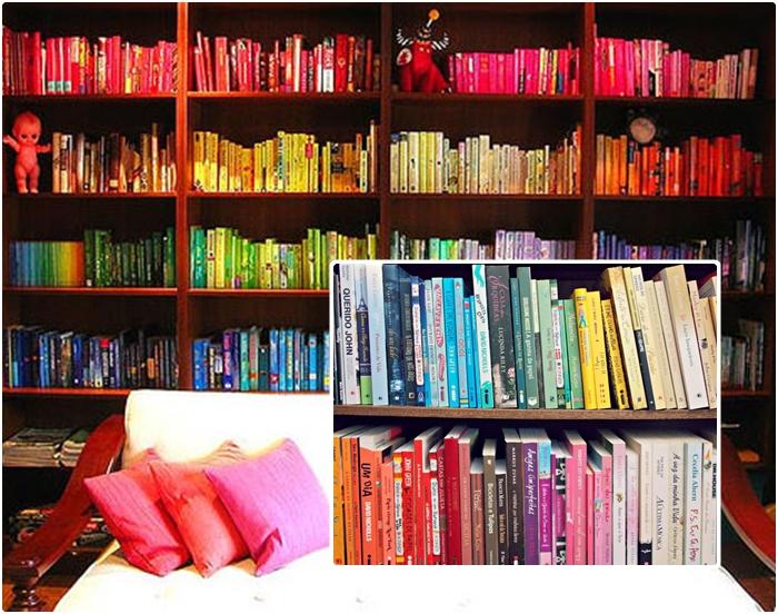 Venha ver as dicas super fáceis para organizar seus livros