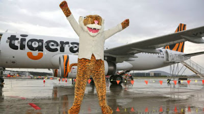 Đại diện Tigerair Australia gọi vé 1 đôla là điều phi thường.