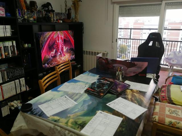 Jugadores Pasivos y Jugadores Activos - Mesa de Juego