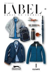 Catalogue Label 2017 : Textile Publicitaire.