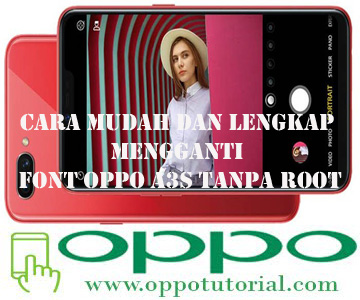 Download font oppo a3s