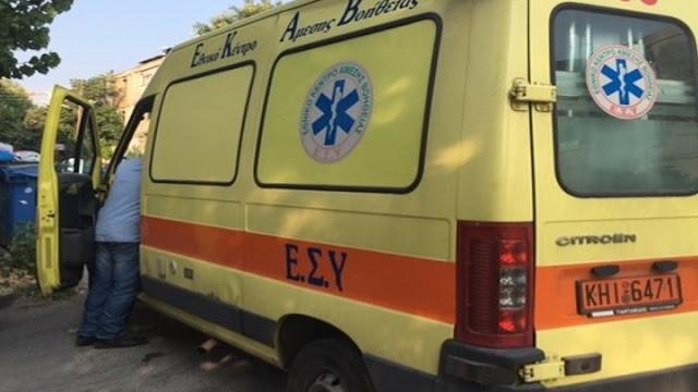 Γ. Ανδριανός: Εφημερεύων ιατρός οδηγεί το ασθενοφόρο στο Κρανίδι λόγω των κενών σε οδηγούς