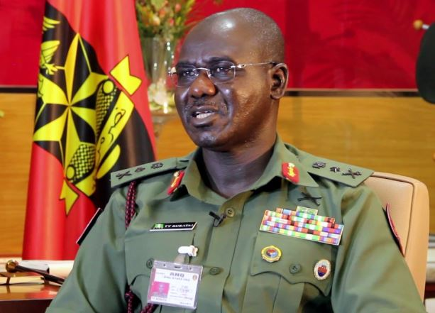 Only 25 percent of Boko Haram war within Nigerian military limit – Buratai