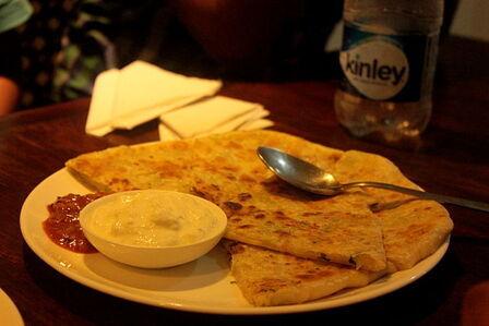 Cheese Paratha Recipe - GBKichanhelp.com