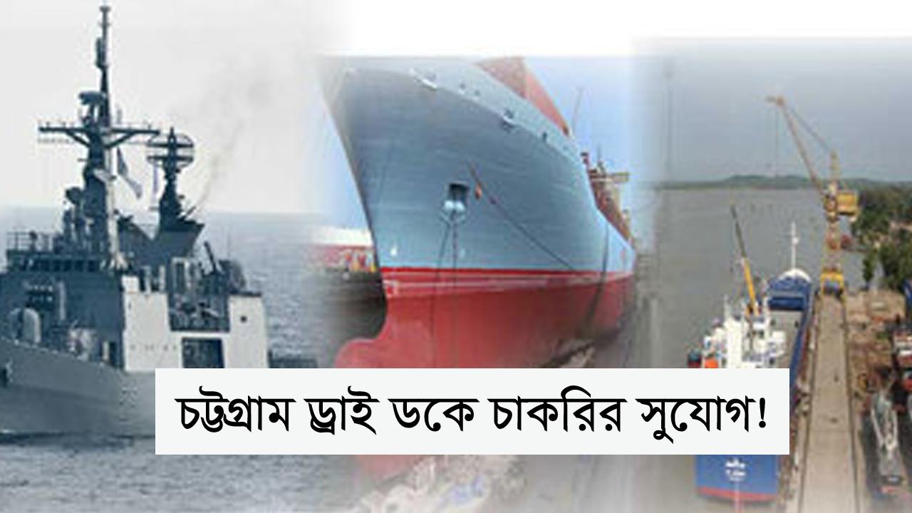 Chittagong Dry Dock Job Circular 2019