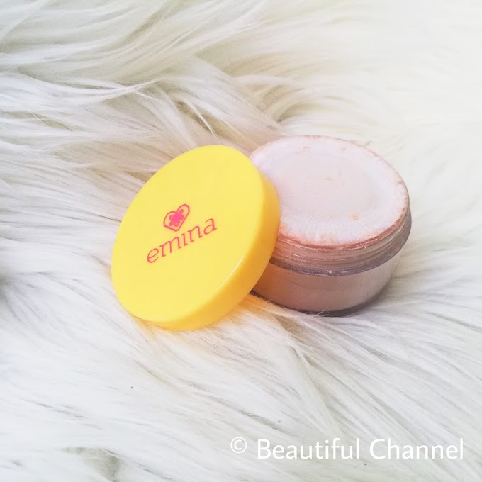 Review: Emina Daily Matte Loose Powder
