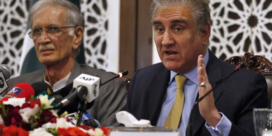 Pakistan's foreign minister threatens surgical strike to India