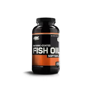 Optimum Nutrition (ON) Fish Oil Omega-3 Fatty Acids