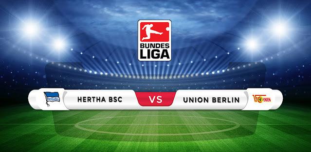 Hertha Berlin vs Union Berlin Prediction & Match Preview