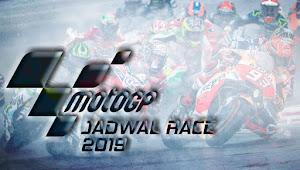 Jadwal Lengkap Balap Sementara MotoGP 2019
